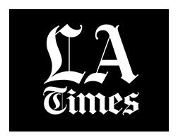 LA Times logo, write about HJ-PR Agency